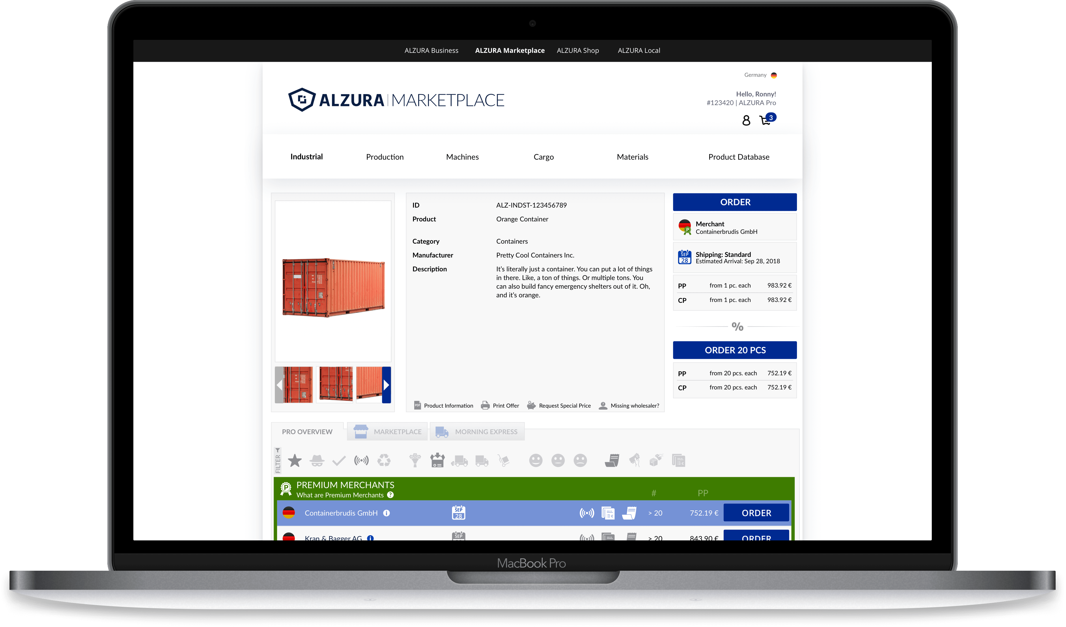 Industry-Marketplace
